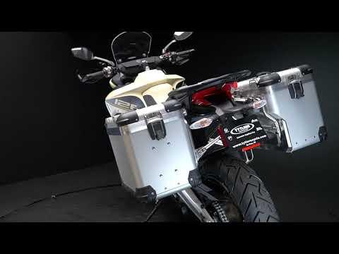 2020 Ducati Multistrada 1260 Enduro Touring in De Pere, Wisconsin - Video 2