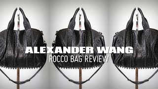 Alexander Wang Rocco Bag Review  |  Style Minded