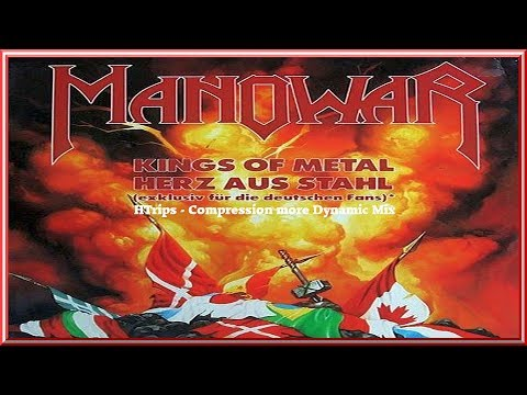 Manowar Herz Aus Stahl   HTrips compression and more dynamix Mix