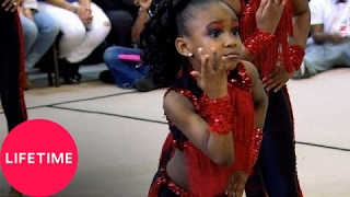 Bring It!: Stand Battle: Baby Dancing Dolls vs. Diva Time Premiere Steppers (S1, E11)   Lifetime