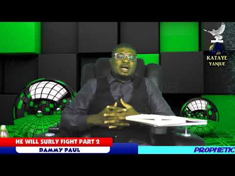 Fight For Me Oh God Of Israel Day 6 Yoruba Prayer With Prophet Dammy Paul.. Subscribe To Our Channel