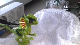 Лего мультик про лего динозавров и их дружбу!!!