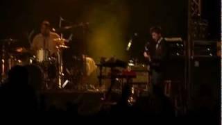 "Fun Lovin' Criminals perform ""Scooby Snacks"" LIVE in Bulgaria 2006"