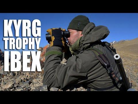 Kyrg Trophy Ibex