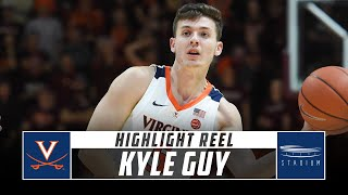 Kyle Guy Virginia Basketball Highlights - 2018-19 Season   Stadium