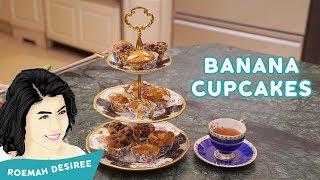 Resep Banana Cupcakes - Mamitoko