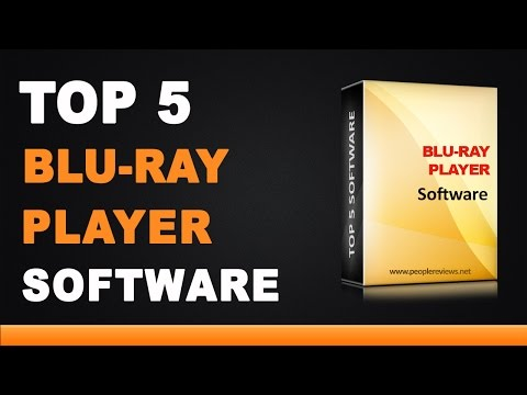 Best Blu-Ray Player Software - Top 5 List