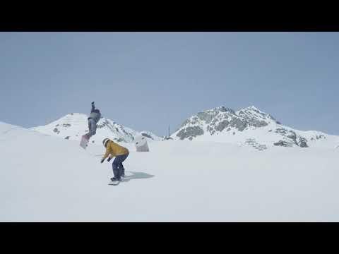 Snowpark Scuol: Der beste Spielplatz im Unterengadin