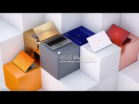 Stylish Design, Smart Productivity - VivoBook 15 | ASUS