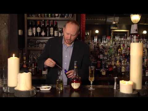 Courvoisier Canada Toast of Paris Competition - Wes Galloway