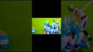 Roy Miller NFL DT Sack v Miami Dolphins