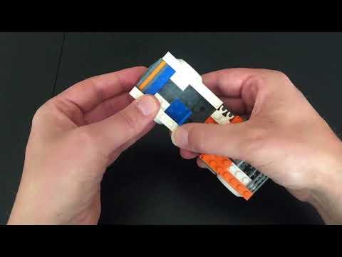 Vidéo LEGO City 7638 : La dépanneuse