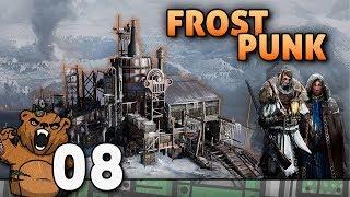 Polícia da Fé [REUP] | Frostpunk #08 - Gameplay Português PT-BR