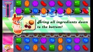 Candy Crush Saga Level 879 walkthrough (no boosters)