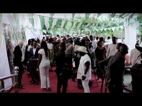 The CEO MOVIE LAGOS GRAND Premiere Promo