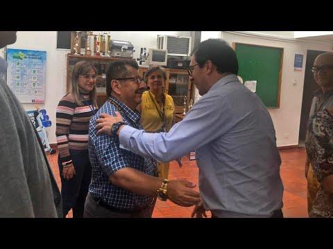 Francisco Barbosa, Fiscal General de la Nación, visitó Seccional Cauca