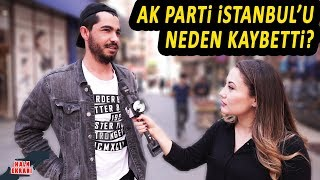 AK Parti İstanbul'u Neden Kaybetti?