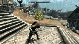 Skyrim Mod: Aim attacks
