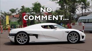 BSD Rasa DUBAI ! - KOENIGSEGG, Lamborghini, Mercedes AMG, Mclaren, Porsche, Aston Martin & More