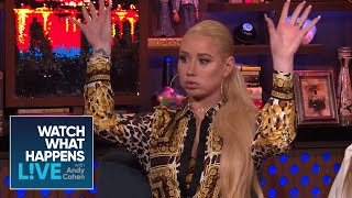 Singer Iggy Azalea talks about how she burned ex-fiance NBA player Nick Young's designer clothes and says that she gave him a warning before doing it. ►► Subscribe To WWHL: http://bravo.ly/WWHLSub  Watch WWHL Sun-Thu 11/10c: WWHL Website: http://www.bravotv.com/watch-what-happens-live Follow WWHL: https://twitter.com/BravoWWHL Like WWHL: https://www.facebook.com/WatchWhatHappensLive WWHL Tumblr: http://bravowwhl.tumblr.com/  'Watch What Happens: Live' is Bravo's late-night, interactive talk show that features guests from the world of entertainment, politics, and pop culture. Hosted by Andy Cohen, the series includes lively debates on everything from fashion, the latest on everyone's favorite Bravolebrities, and what celebrity is making headlines that week. Past guests who have joined Cohen in the Bravo Clubhouse include Sarah Jessica Parker, Tina Fey, Khloe Kardashian, Jennifer Lopez, Liam Neeson, Kelly Ripa, Jimmy Fallon, Anderson Cooper, Jennifer Lawrence, and Lance Bass.  Watch More Bravo: Bravo Website: http://www.bravotv.com/ Bravo Youtube: http://www.youtube.com/videobybravo Follow Bravo: http://www.twitter.com/bravotv Like Bravo: https://www.facebook.com/BRAVO Pin Bravo: http://www.pinterest.com/bravobybravo Bravo Instagram: http://www.instagram.com/bravotv Bravo Tumblr: http://bravotv.tumblr.com/  Iggy Azalea Burned Nick Young's Designer Clothes | WWHL