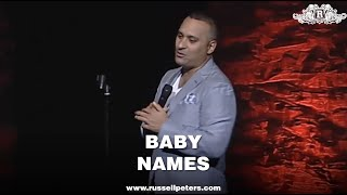 Russell Peters | Baby Names