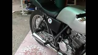 honda club man 250 cc
