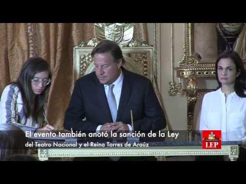 Varela sanciona reglamentación a la Ley 82 contra el femicidio