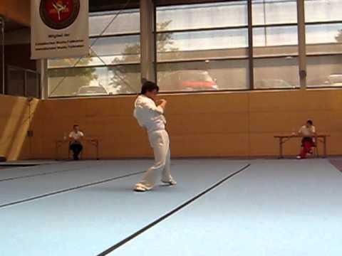 Drunken Boxing / Zui Quan - Julian Gangl