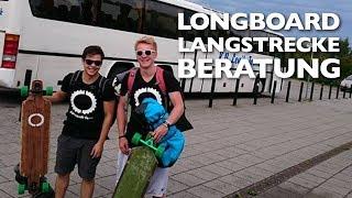 Langstrecken/Long Distance Longboard Kaufberatung + Grundwissen - FitMit