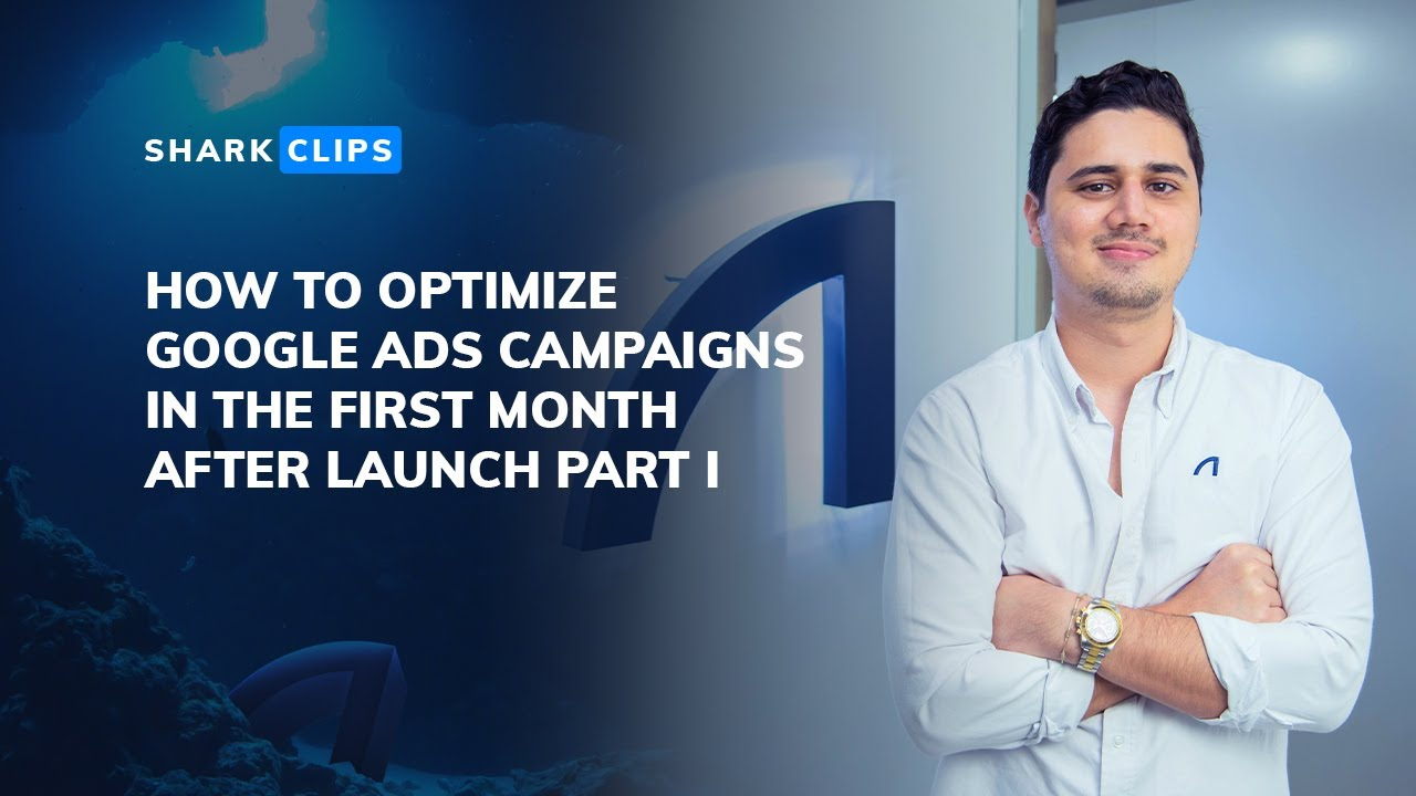 How to Optimize Google Ads (AdWords) Campaigns In the First Month After Launch PART I