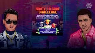 Nadie Lo Sabe Challenge (Audio Cover) - J Alvarez fest Jhun El All Star