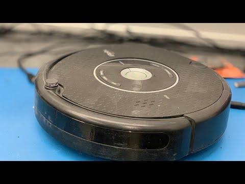 Irobot Roomba Live Hack