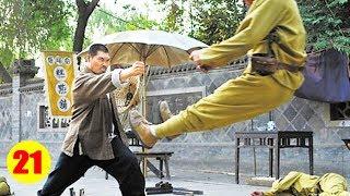 Phim Hành Động Hay | Chiến Đấu Tới Cùng   Tập 21 | Phim Bộ Trung Quốc Hay Mới   Lồng Tiếng