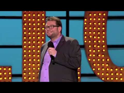 You like one-liner comedians? I give you: Gary Delaney.