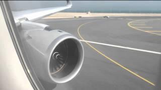 Qatar A350-900XWB | Takeoff | DOHA-SIN | Business Class