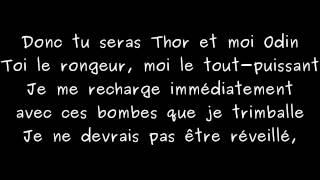 Eminem - Rap God [Traduction française]