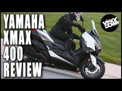 Yamaha XMAX 400 Maxi-Scooter Review | Visordown.com