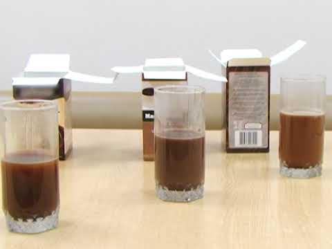 Как быстро приготовить горячий шоколадный напиток
