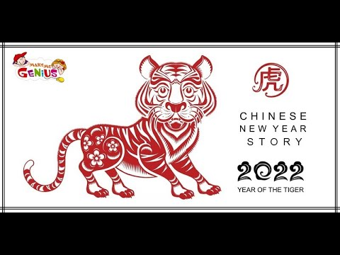 Chinese New Year Story For Kids I Happy Chinese New Year 2020