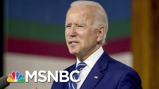Biden Leads Among All Genders And Age Groups: Polling | Morning Joe | MSNBC