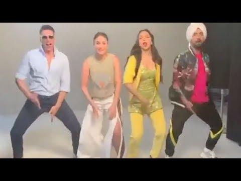 Akshay Kumar, Kareena Kapoor, Kiara Advani and Diljit Dosanjh give BALA TWIST to the film GOOD NEWWZ