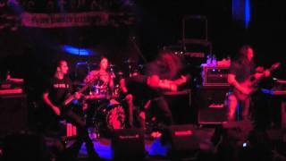 Aborted LIVE 2011-11-26 Cracow, Rotunda, Poland - Dead Wreckoning & Coronary Reconstruction (1080p)