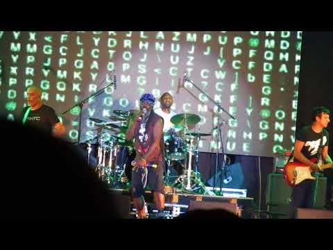 Asian Dub Foundation на Джаз Коктебель 2017  2