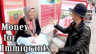 Money for Immigrants - Julien Magic