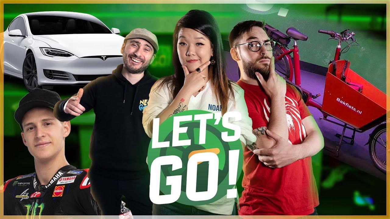 ON TESTE LE VÉLO CARGO ! | LET'S GO #13