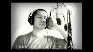 Talk Me Down - Westlife cover [Gidong]