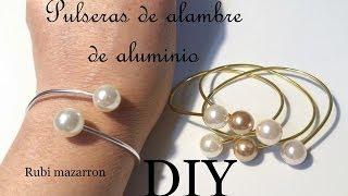 f15c166d787d Facilísimas Pulseras de Perlas para Fiesta de XV Años DIY Alejandra ...