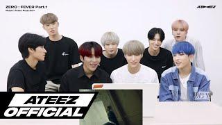 ATEEZ(에이티즈) - 'INCEPTION' MV Reaction