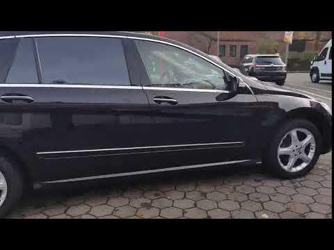 Βίντεο Mercedes-Benz R 320 CDI L 4Matic Comand,ESD.Luftfed.1J Garantie