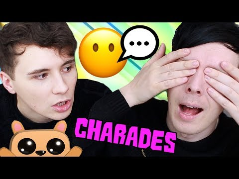 Dan Lost His Voice So We're Playing Charades